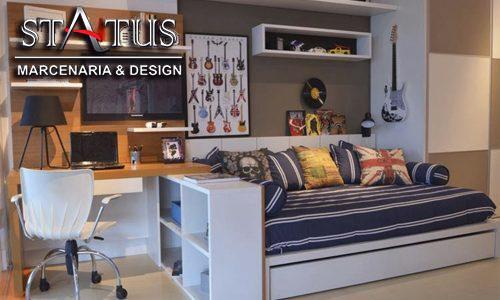 Móveis para quartos de crianças